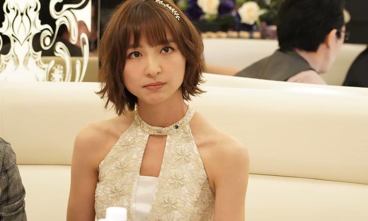 篠田麻里子 髪型 2020 ショート オーダー アレンジ